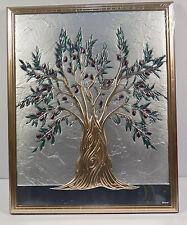 Athena's Olive tree plaque Artwork