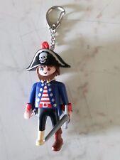 Playmobil Special Schlüsselanhänger Pirat mit Holzbein und Degen