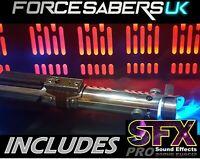 "40"" STAR WARS LIGHTSABER ULTIMATE MASTER FX LUKE LIGHT SABER -  EPI9 FULL SOUND"