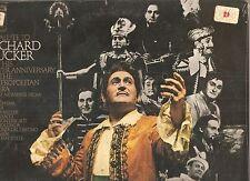Salute To RICHARD TUCKER/ Metropolitan Opera LP SEALED! Aida,Boheme,Tosca,Carmen