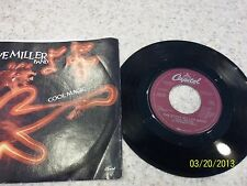 The Steve Miller Band Cool Magic/ Young Girls Heart 45 Picture Sleeve