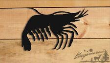 SHRIMP DECOR - WALL HANGINGS - SALTWATER FISH-FISHING