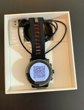 "Smartwatch Amazfit A1619 1,34"" 5 ATM GPS Black Red Heart Rate Monitor Gyroscope"