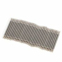 20PCS Stainless Steel Spring Bar Pins Link For Watch Band Strap Size 12-26mm New