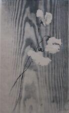 WALTER GLINKA WOODCUT, 1950
