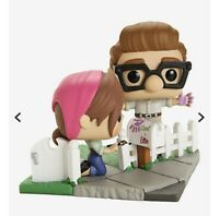 NYCC 2020 Funko Pop Disney Pixar's UP Carl And Ellie Shared Sticker Exclusive