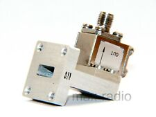 WR42 Waveguide Adapter with Isolator SMA 24GHz