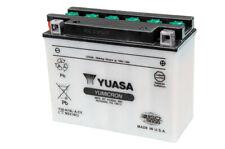 Yuasa Yumicron CX Battery Y50-N18L-A-CX For Harley Honda Kawasaki Yamaha
