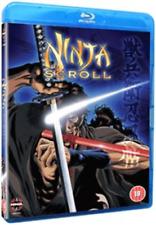Ninja Scroll Blu-ray NEW