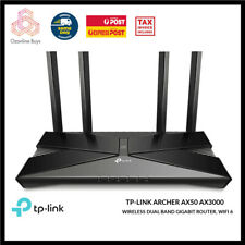 TP-LINK Archer AX50 AX3000 Dual-Band Wi-Fi 6 Router * AU STOCK *