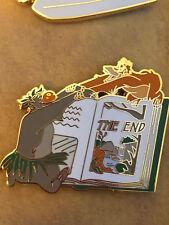 Disney Wdw Love Is An Adventure Farewell Jungle Book Baloo Pin Le 1100