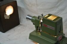 Standard Projector 35mm Film Strip Model 750RR-2  w/ Carrying Case 750 RR-2