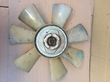 LANDROVER DEFENDER VISCOUS FAN AND BLADE ( Etc 7238)used In Vgc