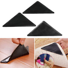 Reusable Washable Rug Carpet Mat Grippers Non Slip Silicone Grip Skid Tape Home