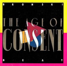 MUSIK-CD - Bronski Beat - The Age Of Consent