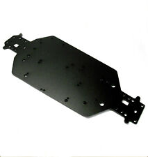 04001BL Alloy Black Chassis Plate - Brontosaurus HSP Hi Speed Parts