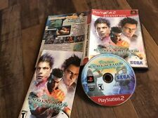 Virtua Fighter 4: Evolution (Sony PlayStation 2, 2003) Used Free US Shipping
