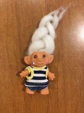 Vintage Tear Drop Troll Doll