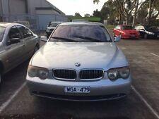 Sedan Private Seller Petrol BMW Passenger Vehicles
