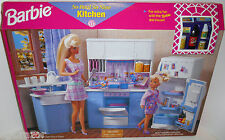Barbie 1998 So Real So Now Kitchen 67554-93 New in Box