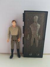 Vintage Star Wars Han Solo in Carbonite Last 17