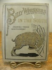 """Antique """"Billy Whiskers in the South"""" 1917"""