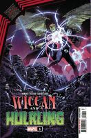 King in Black Wiccan and Hulkling #1 Comic Book 2021 - Marvel
