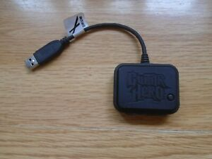OFFICIAL  GUITAR HERO DRUM KIT DONGLE-PS3-TESTED-WORKING-RED OCTANE