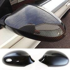 2008 2009 BMW E82 E88 Pre-LCI 128i 135i Coupe Carbon Fiber Mirror Covers