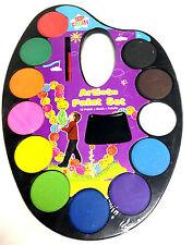 New Artist Paint Set For Kids Child Painting Paint Art Craft 12 Assorted Colour