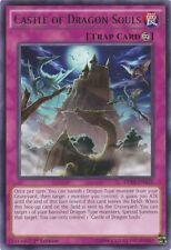 3 x Castle of Dragon Souls (DPRP-EN031) - Rare - Near Mint - 1st Edition