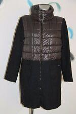 joli manteau hiver bi matière COP COPINE modèle DAKAR taille 42 fr ETAT NEUF