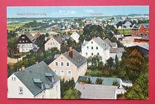 AK BRAND ERBISDORF bei Freiberg um 1910 Blick über die Dächer der Stadt  ( 27764