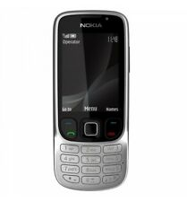 BRAND NEW NOKIA 6303 CLASSIC UNLOCKED PHONE - BLUETOOTH - 3.2 MP CAMERA
