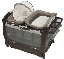 Graco Baby Pack 'n Play Playard Snuggle Suite LX Bassinet Abbington NEW