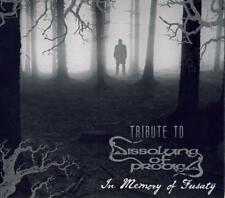 Tribute To Dissolving Of Prodigy - In Memory Of Fusaty Digi-CD Self-Hatred