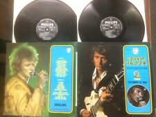 "JOHNNY HALLYDAY DOUBLE LP:""SUPER SELECTION"".1970s PHILIPS+GATEFOLD.1964-68TRACKS"