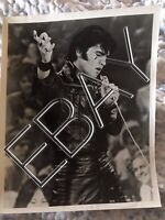 ELVIS PRESLEY 8x10 ORIGINAL PROMO PHOTO 68 COMEBACK SPECIAL