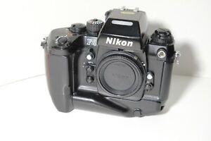 Nikon F4s+MB21