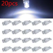 12V T10 Car White LED 194 168 SMD W5W Wedge Side light Bulb lamp DC 20X