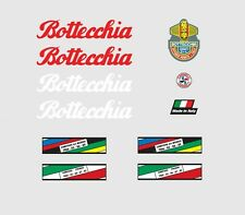 Bottecchia Bicycle Decals, Transfers, Stickers n.1