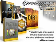 ToonTrack EZmix Pack 3er Bundle (Download)