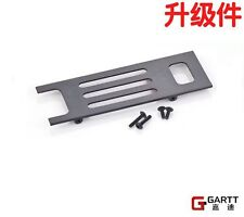 Free shipping GARTT 500  metal battery tray For Align Trex 500 RC Heli