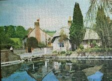 "Warren Paper Products  ~ 1000 Piece Jigsaw Puzzle ~ Singleton, Sussex England"""