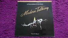 Modern Talking – In The Middle Of Nowhere , Vinyl, LP, 1986 , Spain , I-208.039