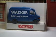MB 207 D Kasten von Wacker in OVP (Wiking/X/X 37