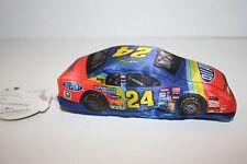"Jeff Gordon #24 DuPont Nascar Edition 6"" Beanie Car"