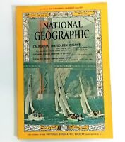 National Geographic Vol. 129, No. 5 May 1966 English No Map Supplement 111EA
