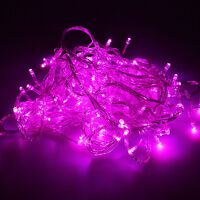 10M 100 LED Fairy String Lights Wedding Xmas Christmas Tree Party Outdoor/Indoor