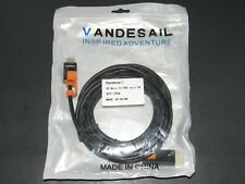 1pc Vandesail DP Male To HDMI Male 5m 16ft